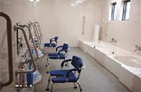 ゆったりとした浴室(一般浴室)