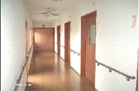 居室の廊下